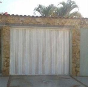 Portão Alumínio Lambril Búzios