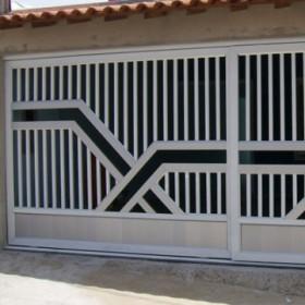 Portão Deslizante Duplo 2