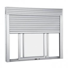 Esquadria de Alumínio - Janela e Porta Integrada