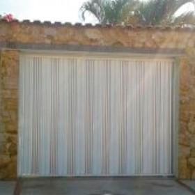 Portão de Alumínio Deslisante
